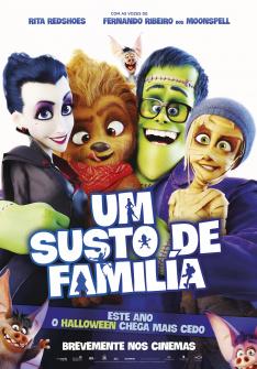 Um Susto de Família (Dob)