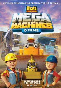 Bob O Construtor: Mega Machines -O Filme