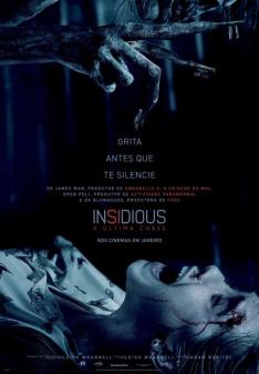 Insidious: A Última Chave