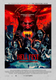 Hell Fest - Parque dos Horrores