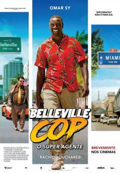 Belleville Cop - O Super Agente