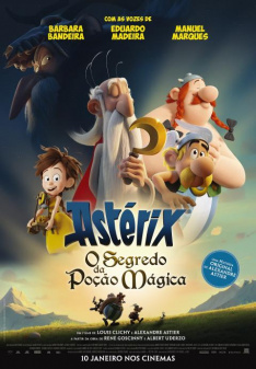 Astérix - O Segredo da Poção Mágica