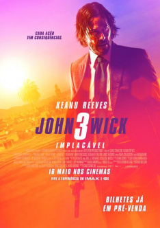 John Wick 3 - Implacável