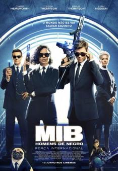 MIB - Homens de Negro - Força Internacional