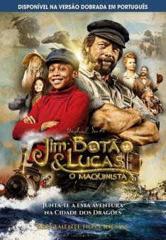 Jim Botão e Lucas, o Maquinista