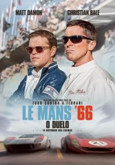 Le Mans 66 - O Duelo