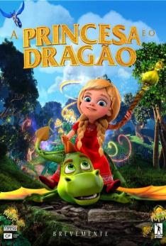 A Princesa e o Dragão (Dob.)