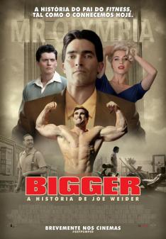 Bigger: A História de Joe Weider