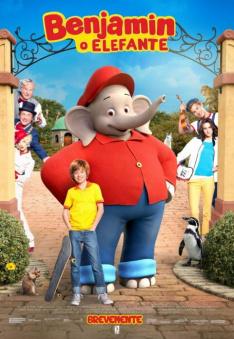 Benjamin, O Elefante (Dob.)