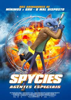 Spycies: Agentes Especiais